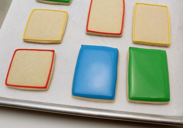 20 second icing for lego cookies
