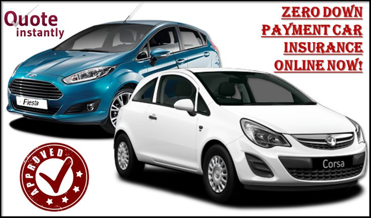 Zero Down Payment Car Insurance Online Car insurance