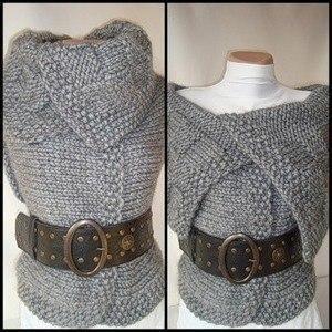 Универсальный жилет - носи, как хочешь!