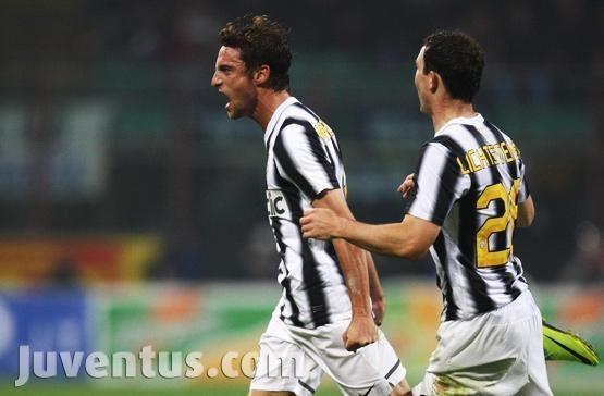 Seria A 11/12 10° giornata  29/10/11  Inter-Juventus 1-2    12' Vucinic  28' Maicon (Inter)  33' Marchisio