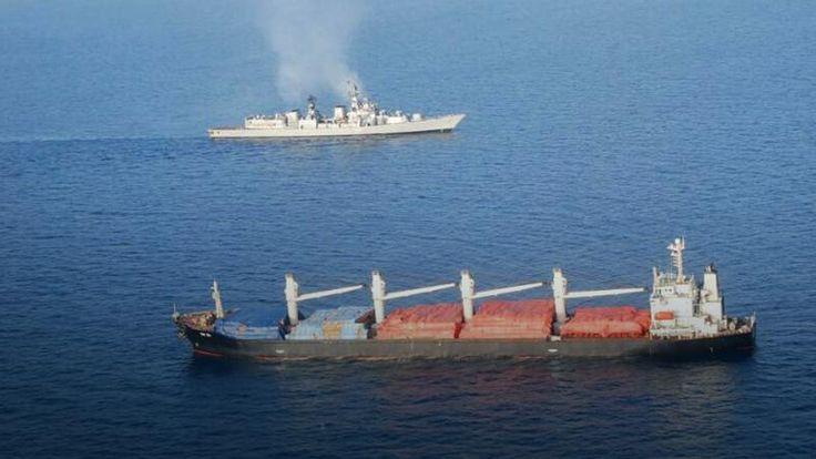 Marynarka wojenna Chin informuje o odparciu ataku piratów u wybrzeży Somalii