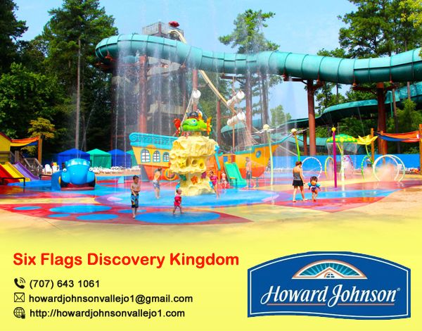 We are the where you get one of the best #Six_Flags_Discovery_Kingdom. Visit At:- http://bit.ly/2xuT4Bg