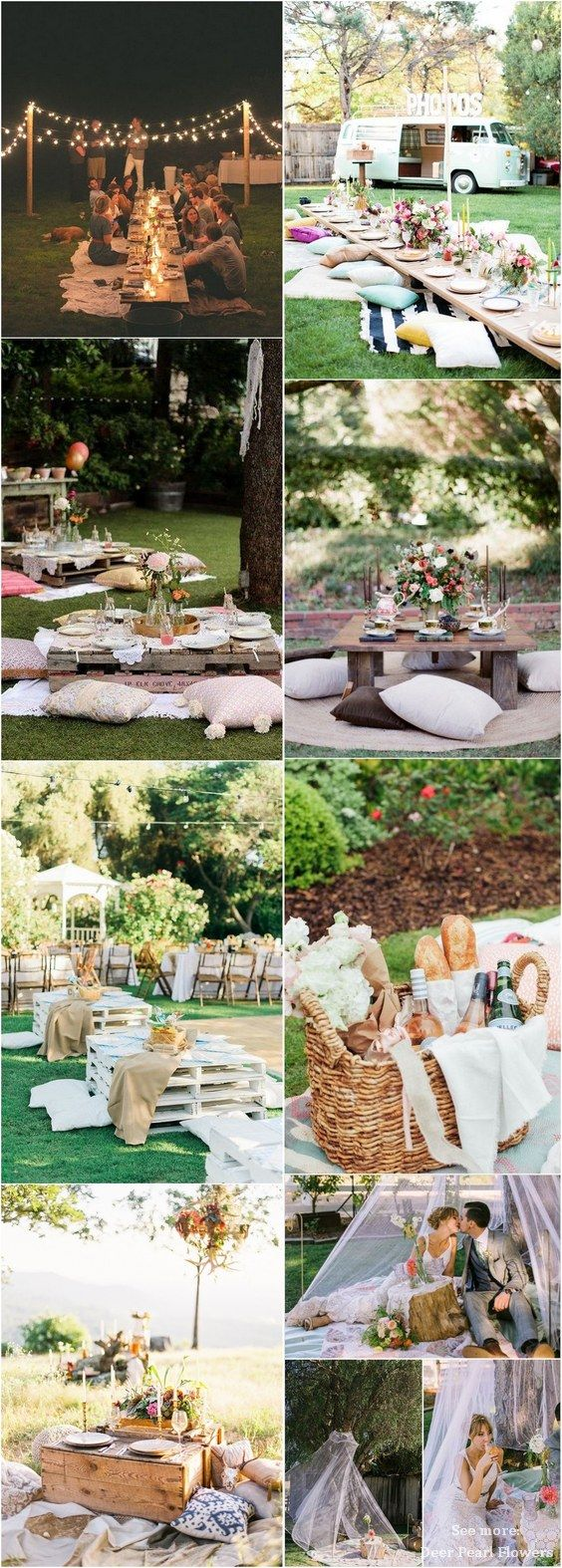 218 best Outdoor Weddings images on Pinterest | Country weddings ...