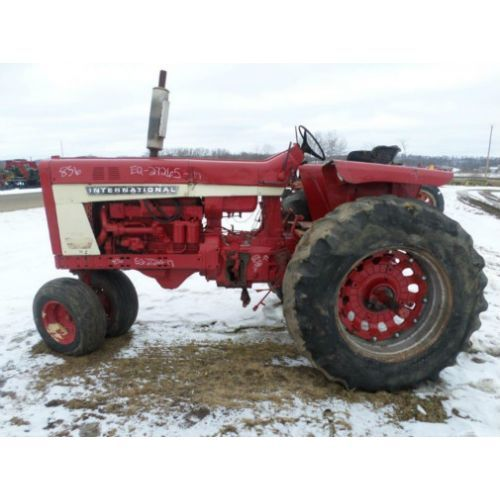 Used International 856 tractor parts - EQ-27265!  Call 877-530-4430 for used tractor parts! https://www.tractorpartsasap.com/-p/EQ-27265.htm