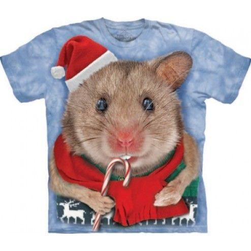 Tricou Craciun Christmas Mouse