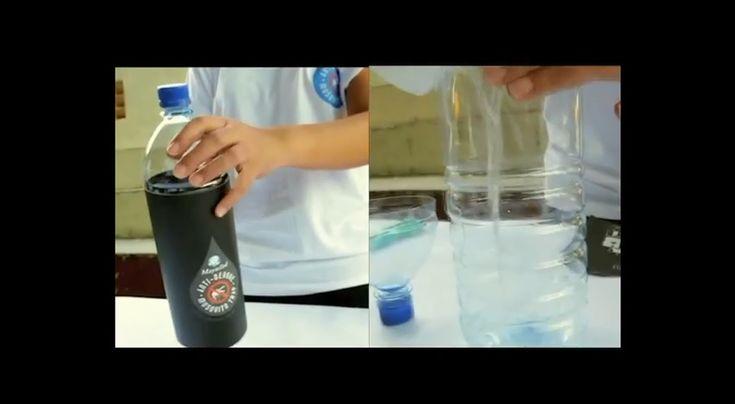 """デング熱の感染例が55%減少!フィリピンで配布され絶大な効果を生んだ""""蚊とりボトル""""   AdGang"""