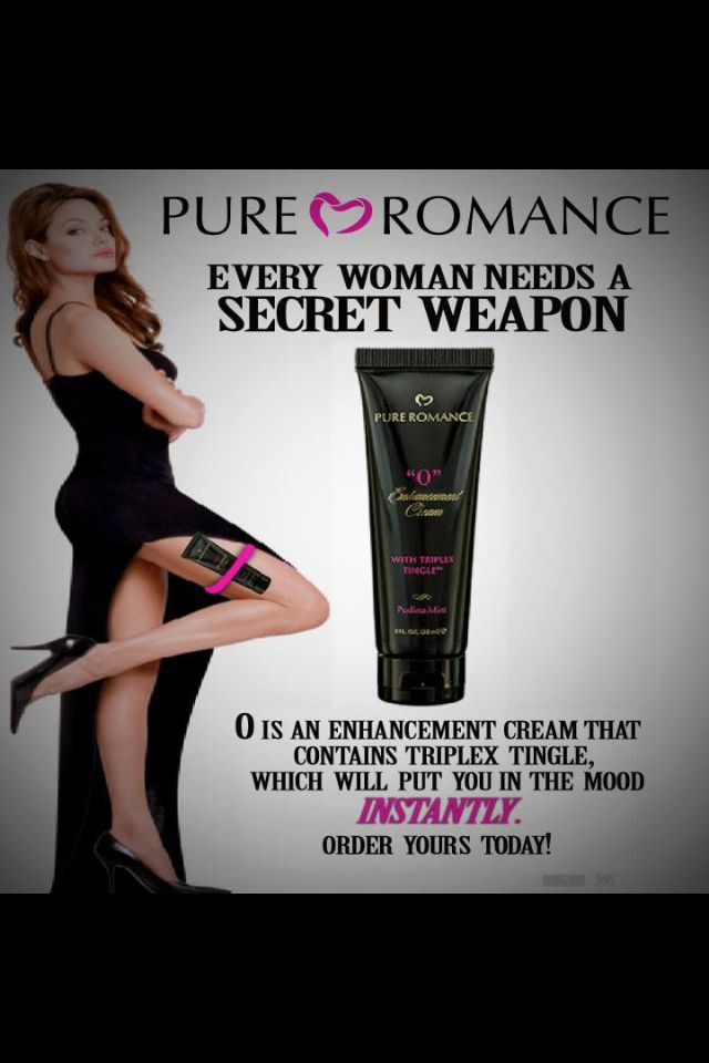 Pure Romance Consultant  www.pureromance.com/adonisbaker pureromancebyadonis@gmail.com620-314-8183.                           Pamper yourself and put that spice back in your life!!