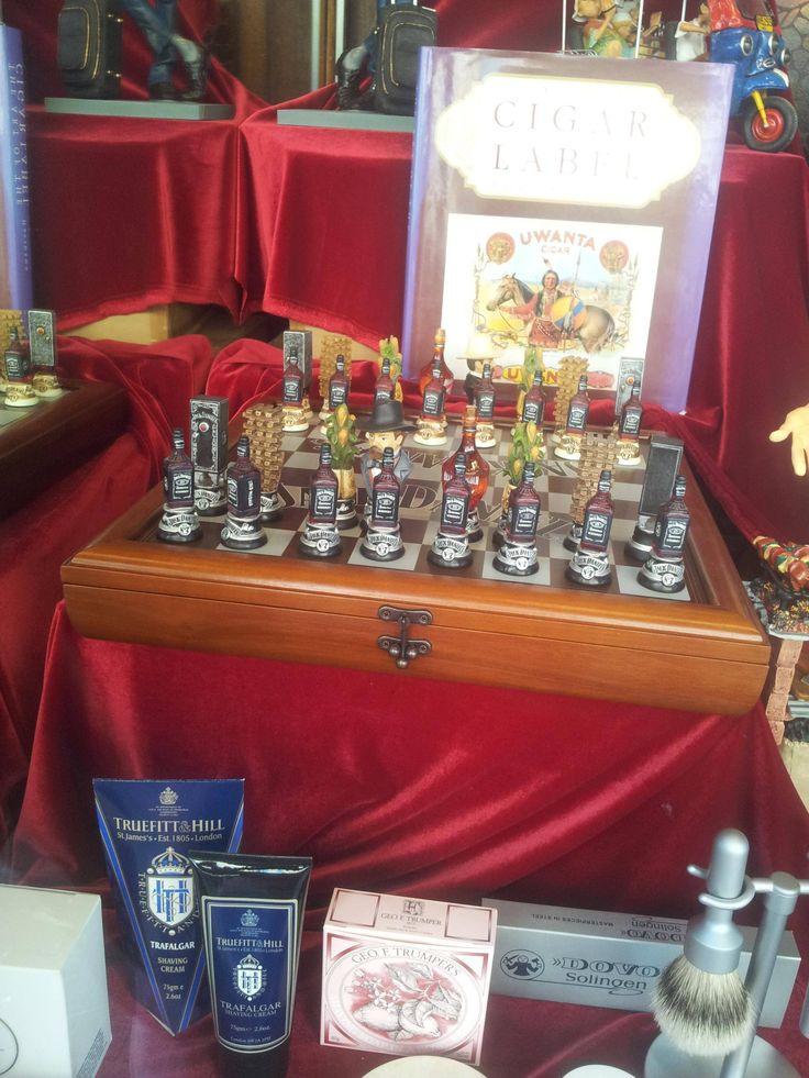 Jack Daniels chess...
