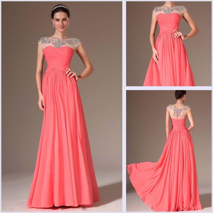 417 best formal sleeves images on Pinterest | Formal dresses ...