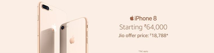 iPhone 8 'effective price' down to just Rs 18,778 with this offer.Flipkart iPhone 8 Offer: Up to Rs. 23000 Exchange Discount, Rs. 10000 Cashback