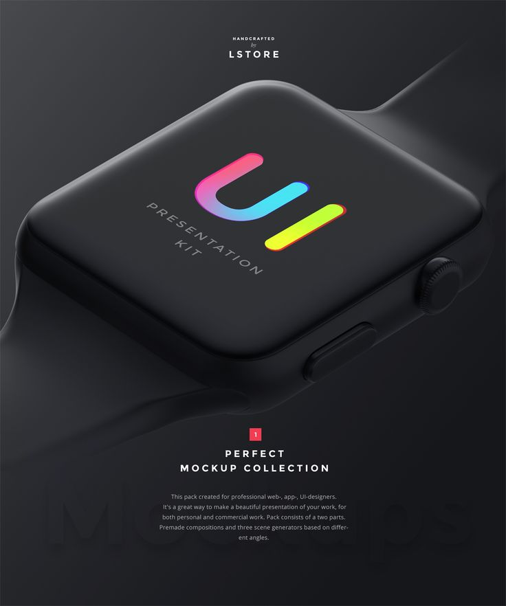 UI Presentation Kit, Devices Mockups on Behance