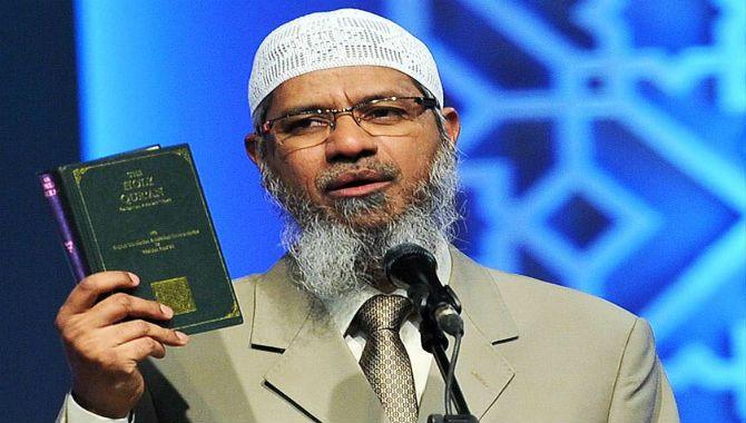 मुस्लिम धर्मगुरू जाकिर नाइक ने कहा, 'हर मुस्लिम को आतंकवादी होना चाहिए', देखें वीडियो