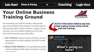 VQsuccess - This System Will Forever Change The Way You Do Business Online