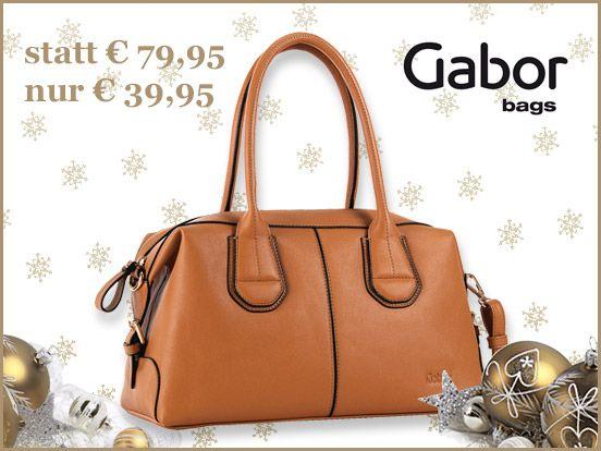"""Die Gabor """"Saria"""" ist eine modische Damen Handtasche zum absoluten Schnäppchenpreis.  http://www.trendor.de/de/gabor/handtaschen-taschen/gabor-saria-damen-handtasche-camel-6829/index.htm?from=search&f_keyword_p=6829 #Gabor #Saria #Geschenk #Weihnachten #Schnäppchen #trendor"""