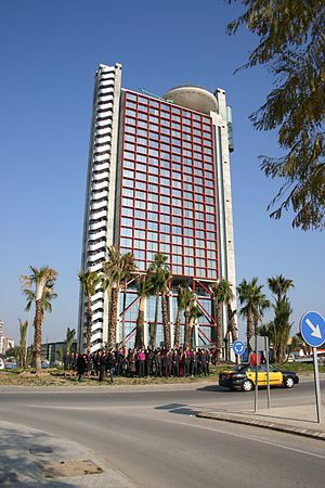 Hesperia Tower Hotel an awesome place to stay in Barcelona, Spain