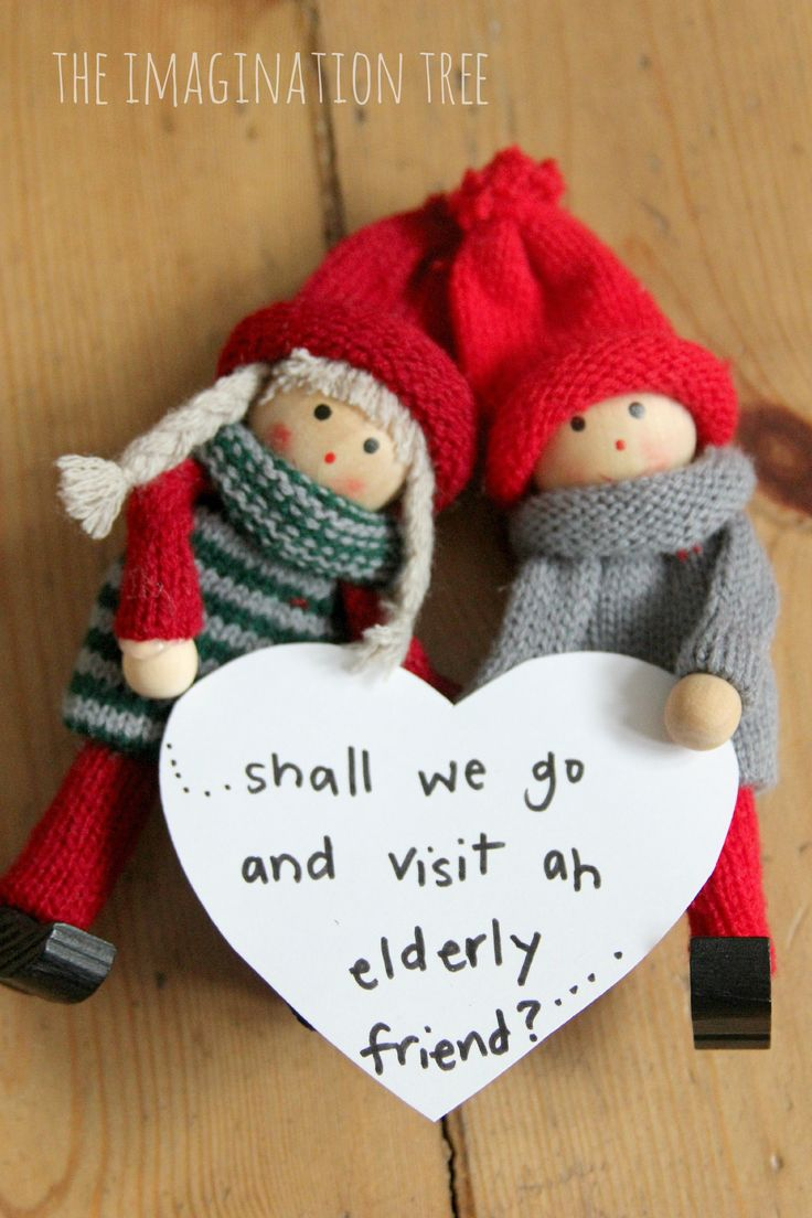 Kindness Elves a character-focused tradition for kids