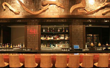 Wilson Bar -- Omni Rancho Las Palmas Resort & Spa