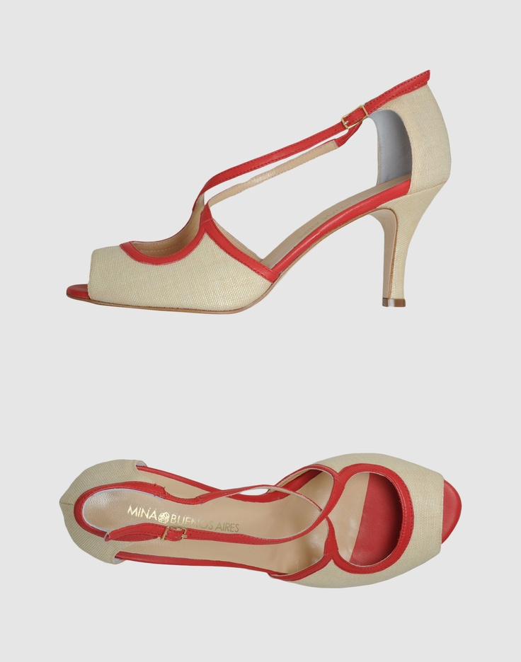 Mina Buenos Aires    love tango shoes!