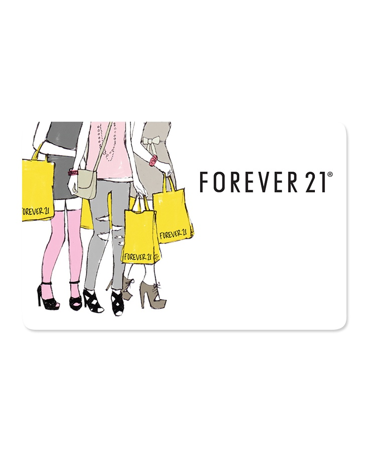 Forever21 Giftcard