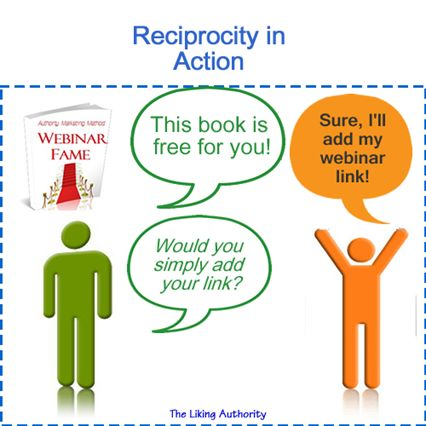 reciprocity defined This is a subjectwhich in the present connection calls for special considerationways in which the norm of reciprocity is  defined as theextreme case.