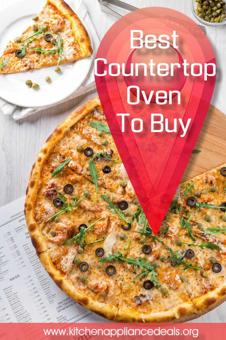 Best countertop oven reviews. Tips on what features to look for when buying a toaster oven online.