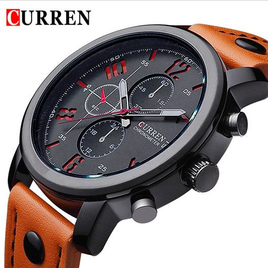 Find More Quartz Watches Information about New Hot Curren Luxury casual men watches analog military sports watch quartz male wristwatches relogio masculino montre homme,High Quality watch ring,China watch running Suppliers, Cheap watch discount from Chinese Watch factory on Aliexpress.com
