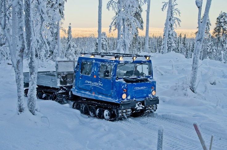 Mawson Resources on site in finland