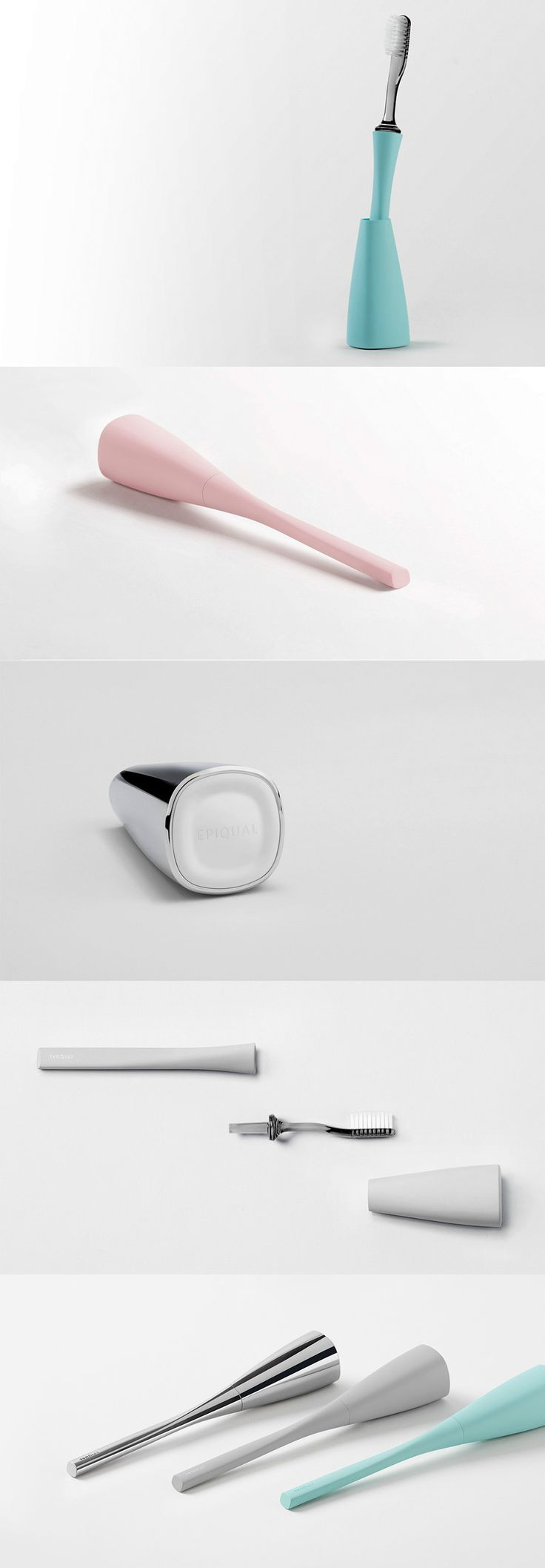 A TOOTHBRUSH FIT FOR A MUSEUM | READ FULL STORY at YANKO DESIGN