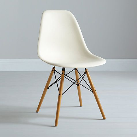 Buy Vitra Eames DSW Side Chair Online at johnlewis.com - morgan