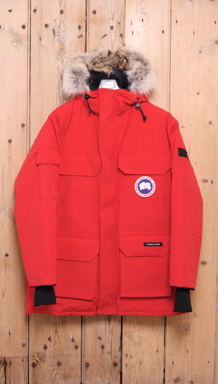 Canada Goose brand is strictly limited and here at Philip Browne ...