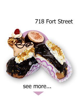 The Dutch Bakery - 718 Fort Street