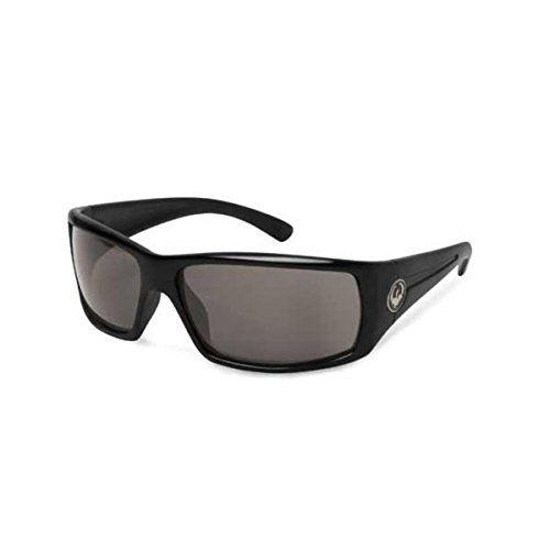 Dragon Cinch Sunglasses - Jet Black/Grey