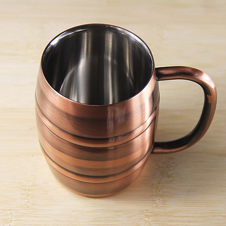 Check out our Copper Barrel Style Cup - 250ml at Kook Store, only £17.00! Check out the full range of kooky accessories & apparel at http://www.kookstore.co.uk   #funky #kooky #apparel #accessories #alternative #punk #fashion #odd #kitchen #homeware #gifts #giftideas