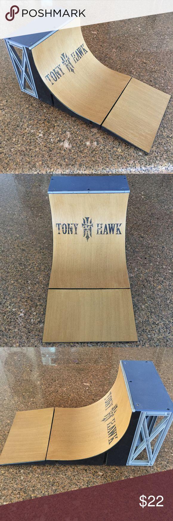 Tony Hawk Tech Deck Ramp Fingerboards Toy Tony hawk
