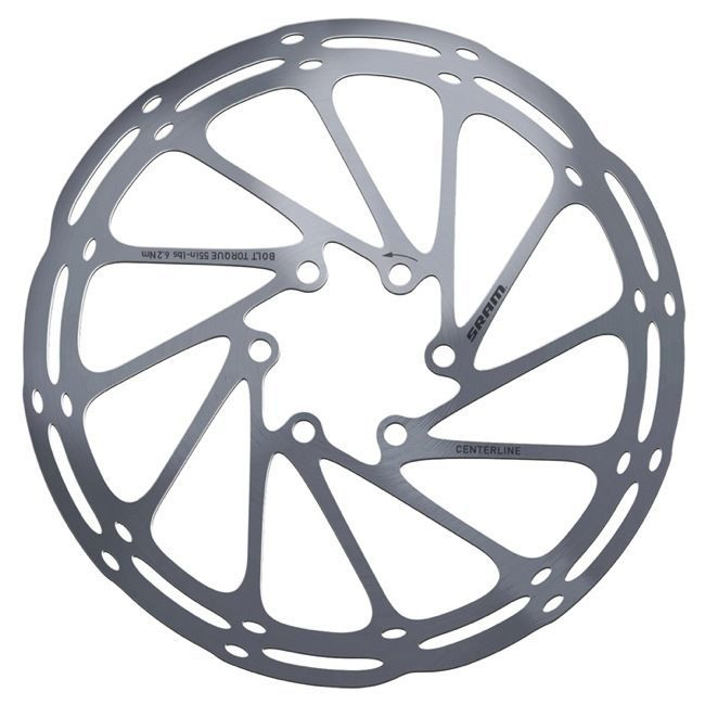 Brake Rotors 177807: New Sram Avid Centerline 200Mm 6 Bolt Mountain Bicycle Disc Brake Rotor BUY IT NOW ONLY: $40.0