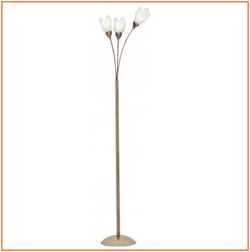 Confounded 3 Bulb Floor Lamp