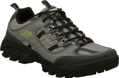 Skechers Sport Men's Odyssey - Terrainer Oxford Skechers. $59.95. Upper: Smooth Trubuck Leather. Features of this item include: All Terrain, Outdoor. nylon. Fit: True to Size