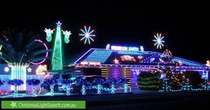 Christmas Lights in Munno Para West, SA. http://xmaslights.co/munno