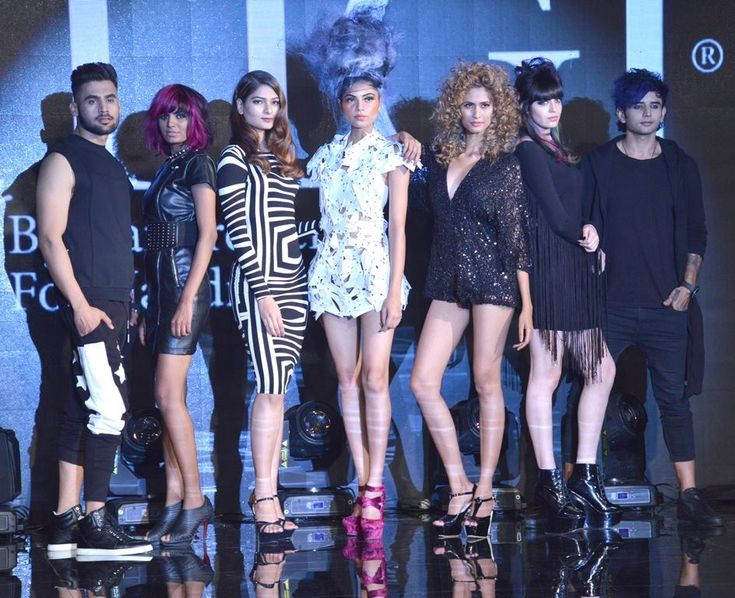 #tigi #bedhead #showdirector #shykalra #hairdesign #show on #cut # color #style #edgy #street #fashion