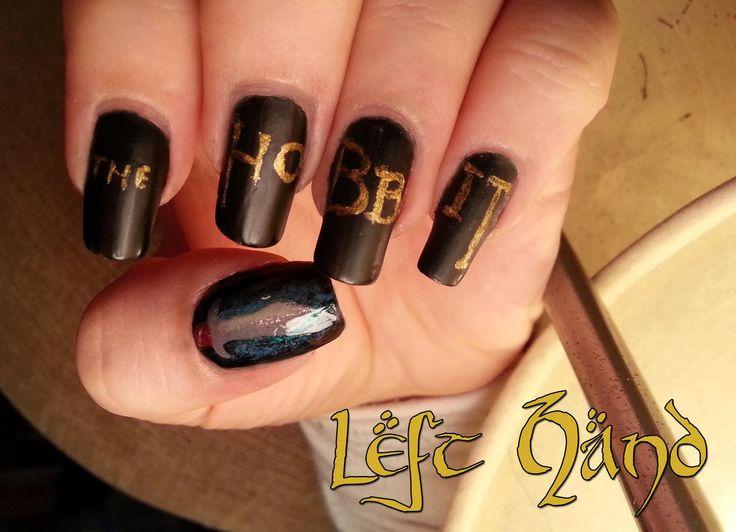 Left Hand - The hobbit