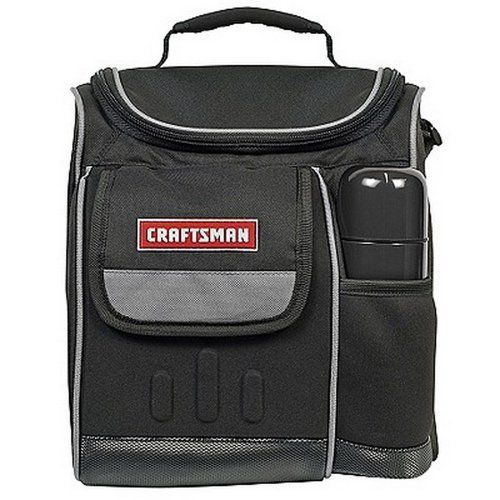 Price:       (adsbygoogle = window.adsbygoogle || []).push();  When you're on the jobsite, you need a reliable bag. Craftsman is the go to company for making great bags. Their lunch box is a testament to that company's quality. Its sleek, black design encapsulates everything...