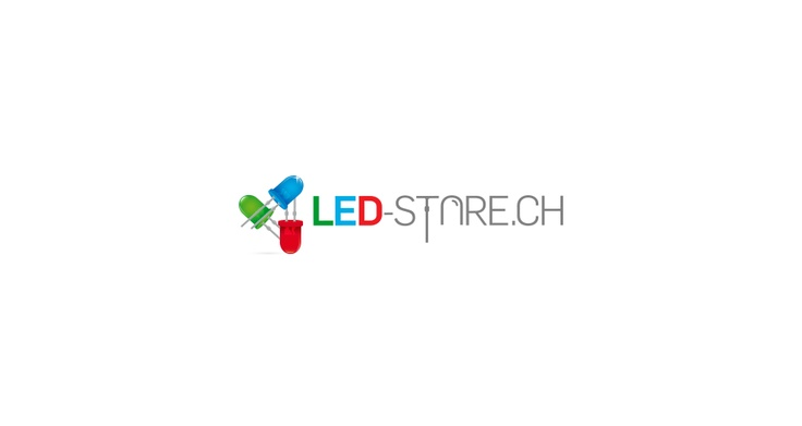 Logodesign for led-store.ch