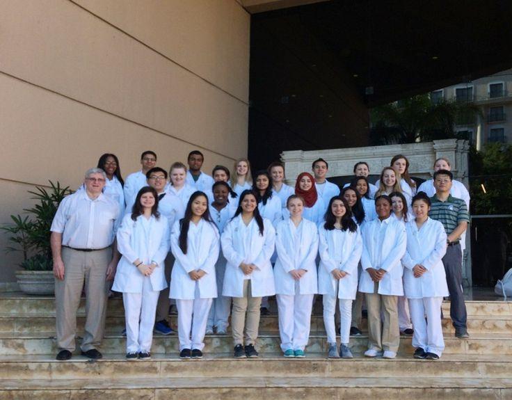 Estudiantes de la Universidad de Michigan, de visita por Yucatán