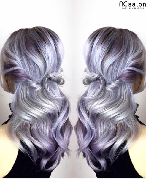 17 best ideas about silver lavender hair on pinterest