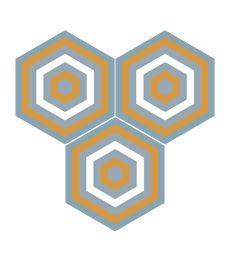 Tomettes – Hexagones – Octogones | Carreaux de ciment et carrelage Cimenterie de la Tour: carreau fait main