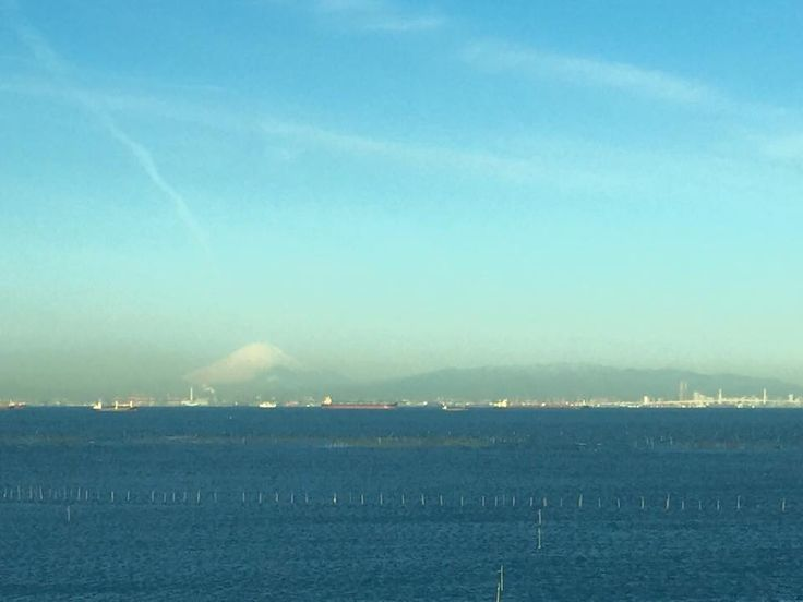 My.Fuji seen from Chiba prefecture