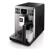 Saeco's great Energica espresso machine has automated a host of features all together to give you the perfect espresso, cappuccino, latte or ....