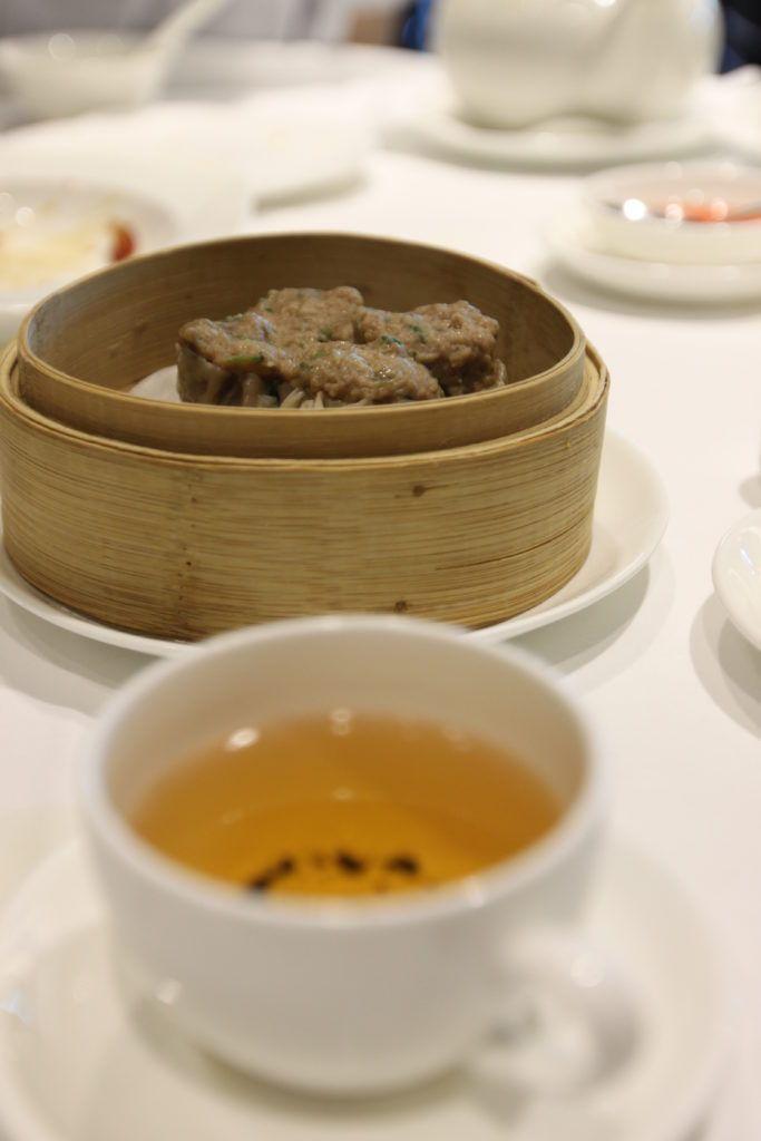 Dim Sum at Tao Li in Hong Kong
