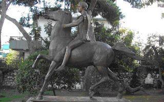 EΛΛΗΝΙΚΗ ΔΡΑΣΗ: Η Οδύσσεια του αγάλματος του Μεγάλου Αλεξάνδρου.Στ...