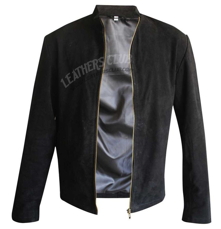 Spectre Daniel Crag Suede Leather Jacket